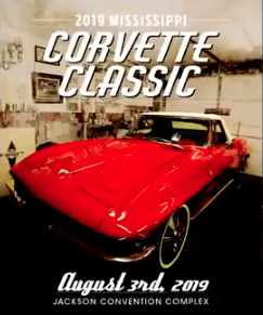 2019 Corvette Classic Show