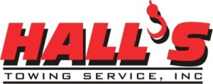 Halls Towing Service
