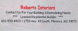 Roberts Interiors